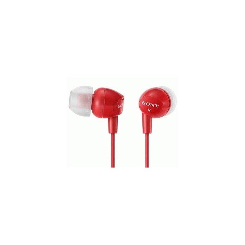 Наушники Sony MDR-EX10LPB Red