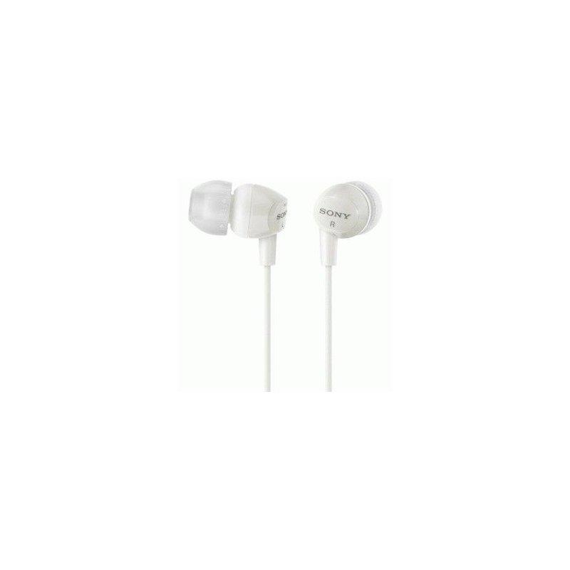 Наушники Sony MDR-EX10LPB White