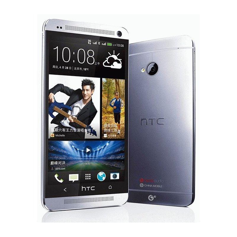 HTC One 802d GSM+CDMA Silver