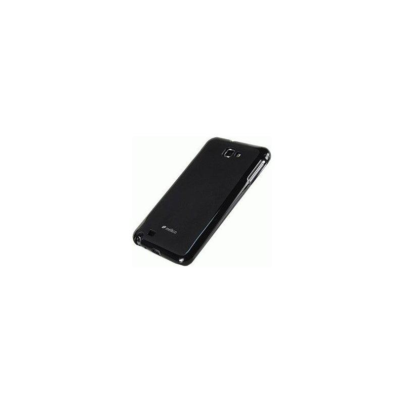 TPU накладка Melkco Poly Jacket для Samsung Galaxy Note 3 N9000 Black
