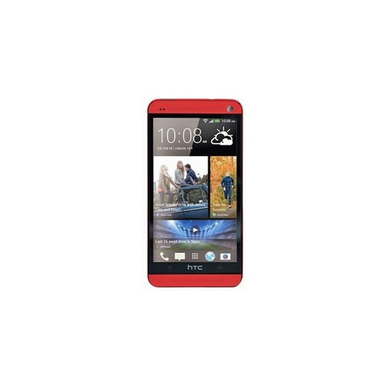 HTC One 801e Red