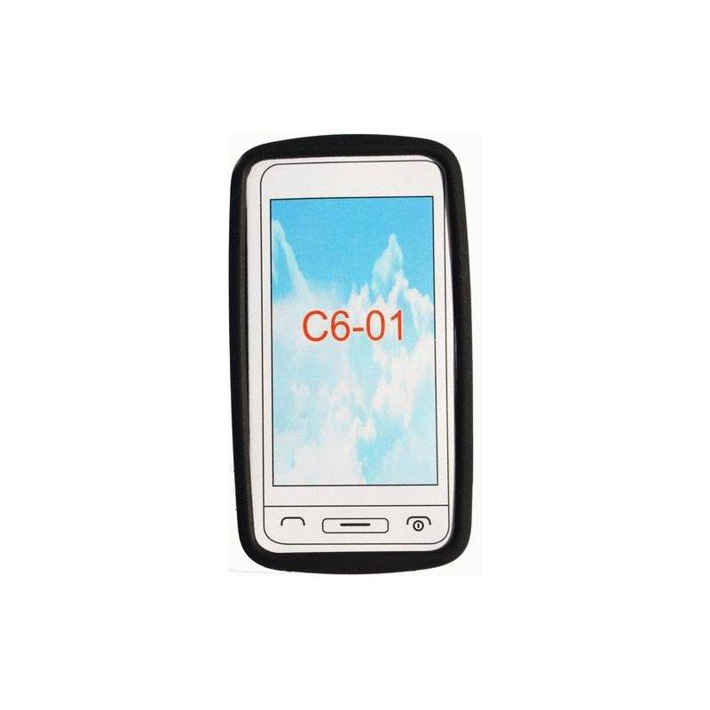 Силиконовый чехол для Nokia C6-01