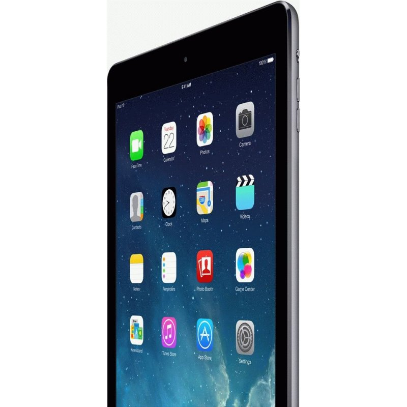 iPad Air Wi-Fi + 4G 32GB Space Gray