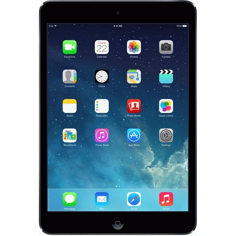 iPad mini with Retina display Wi-Fi + 4G 64GB Space Gray