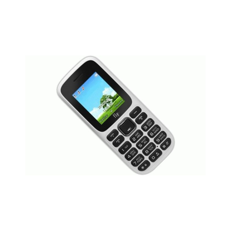 Fly DS106 Dual Sim White