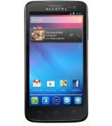 Alcatel One Touch 5035D X-POP Dual Sim Raven Black