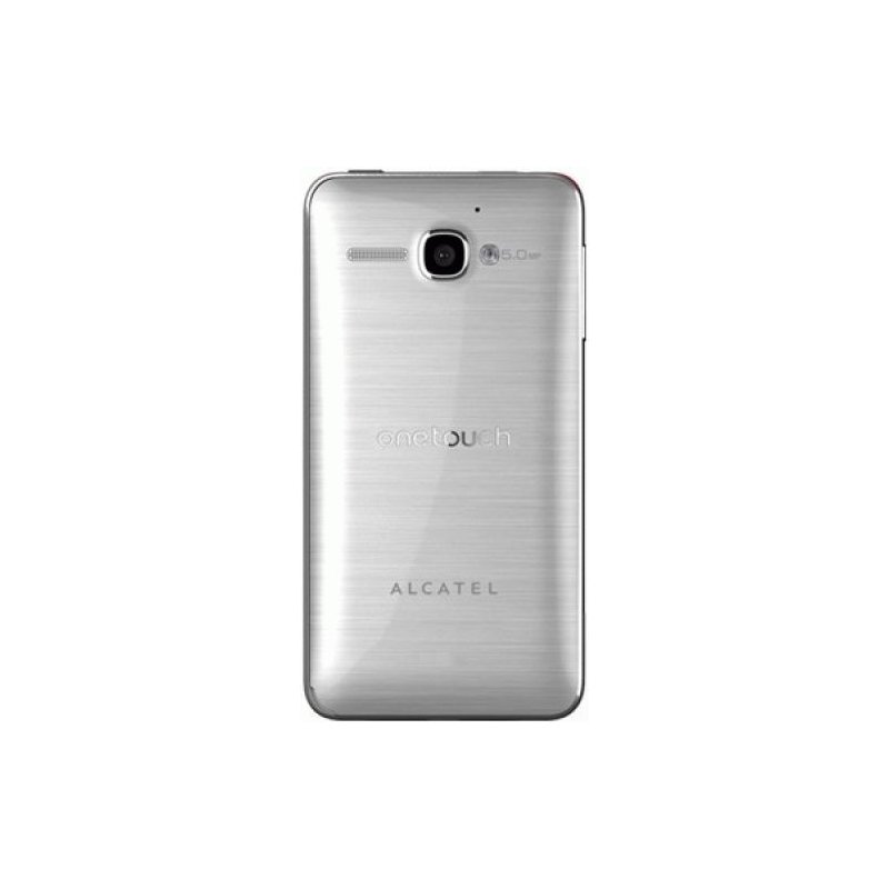 Alcatel One Touch 6010D STAR Dual Sim Silver