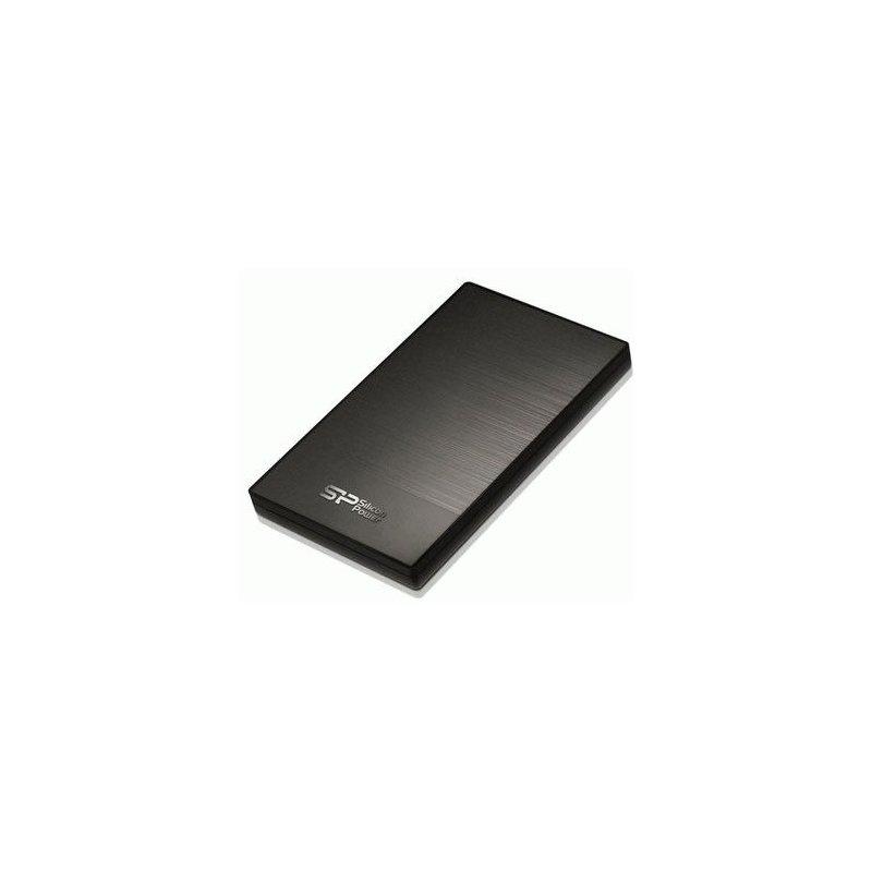 Silicon Power Diamond D05 2TB SP020TBPHDD05S3T USB 3.0 Iron Gray