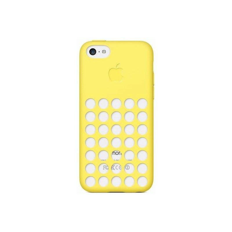 Чехол Apple iPhone 5c Case Yellow (copy)