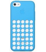 Чехол Apple iPhone 5c Case Blue (copy)