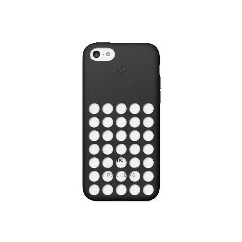 Чехол Apple iPhone 5c Case Black (copy)