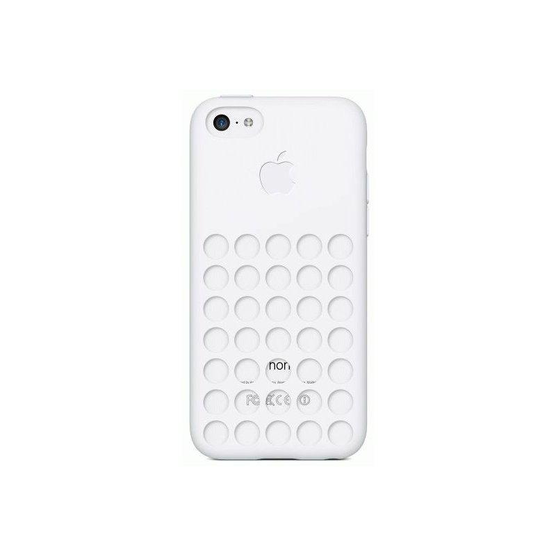 Чехол Apple iPhone 5c Case White (copy)