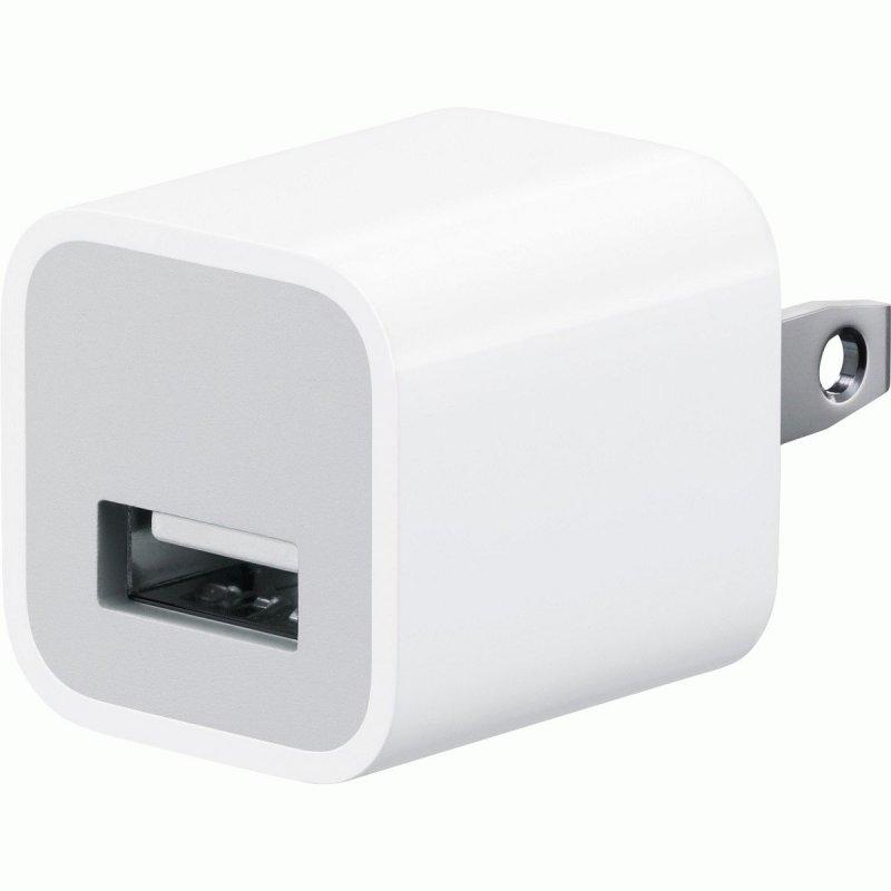 Зарядное устройство Apple для iPhone 4/4s/5/5s/iPod (A1265)