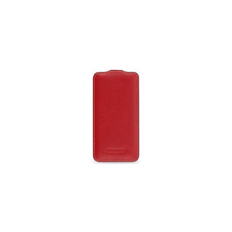 Кожаный чехол Tetded Flip для HTC Desire 500 Red