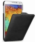 Кожаный чехол Tetded Flip для Samsung Galaxy Note 3 N9000 Black