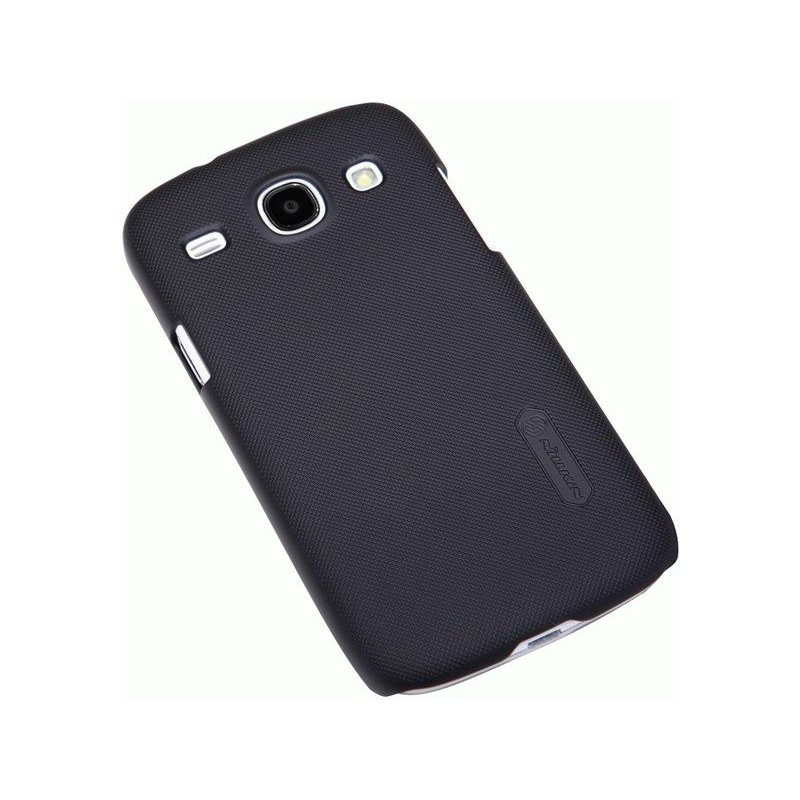 Пластиковая накладка Nillkin Super Frosted Shield для Samsung I8262 Galaxy Core Black