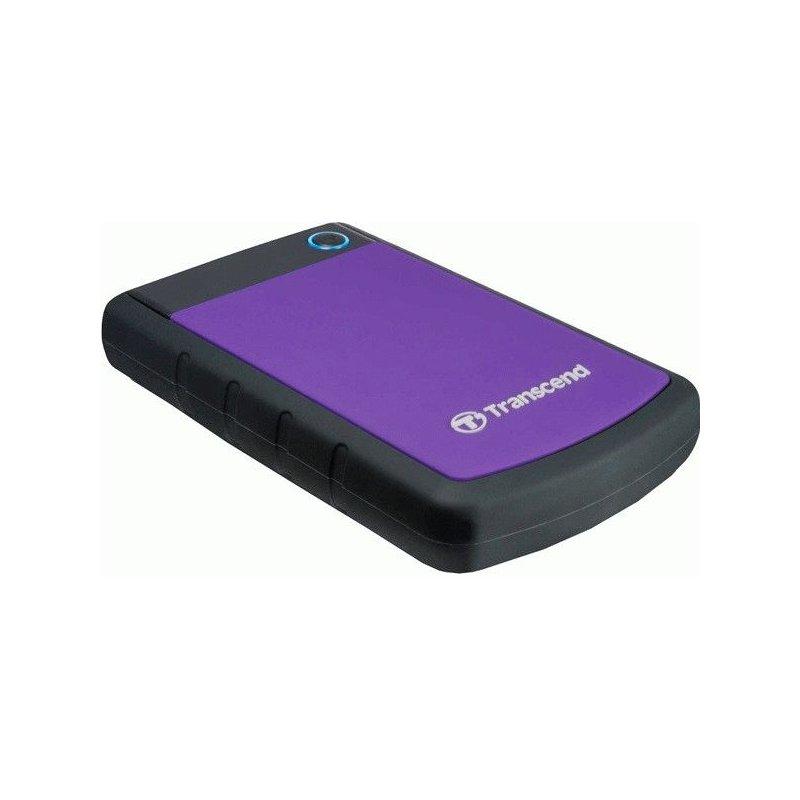 Transcend StoreJet 25H3P 1TB TS1TSJ25H3P 2.5 USB 3.0 External