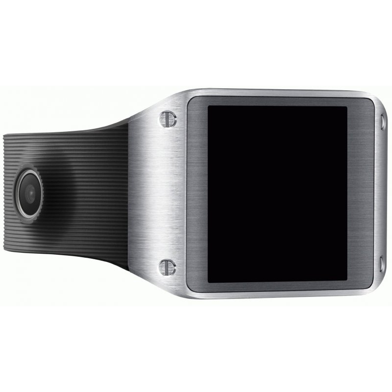 Умные часы Samsung Galaxy Gear SM-V700 (Jet Black) EU