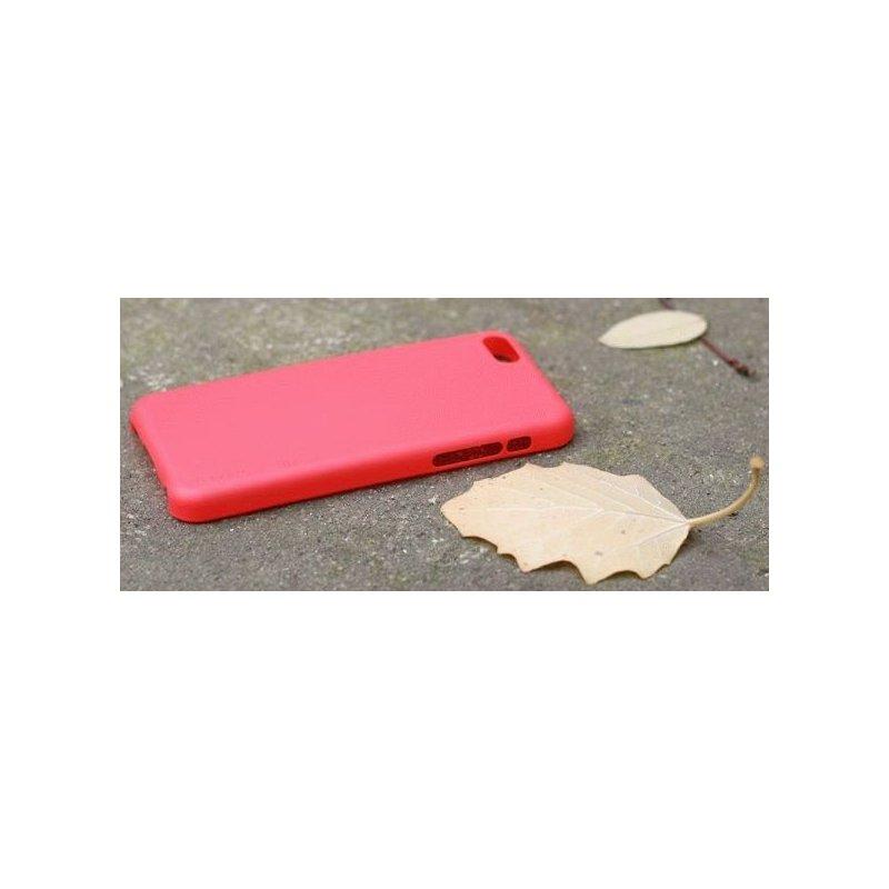 Накладка Melkco Air PP Cases 0.4mm для Apple iPhone 5c Red