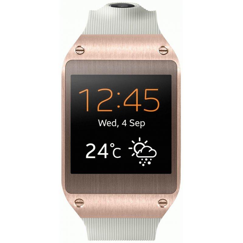 Умные часы Samsung Galaxy Gear SM-V700 (Gold) EU
