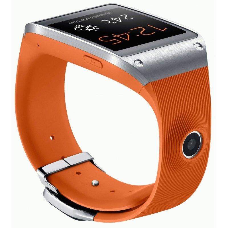 Умные часы Samsung Galaxy Gear SM-V700 (Orange) EU
