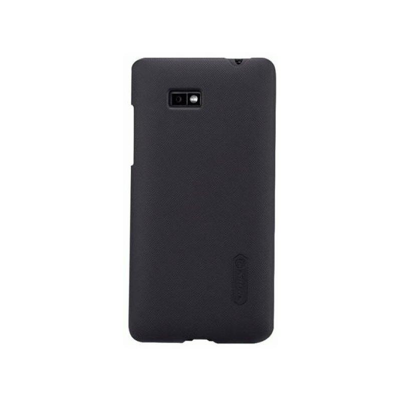 Пластиковая накладка Nillkin Matte для HTC Desire 600 Black