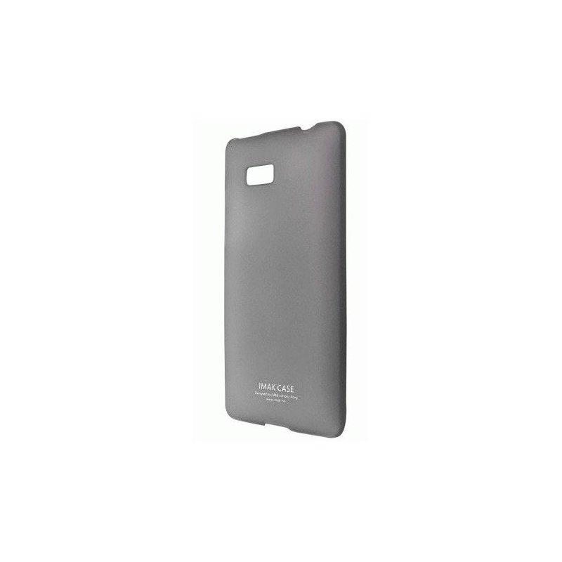Пластиковая накладка IMAK Water Jade Series для HTC Desire 600 Black