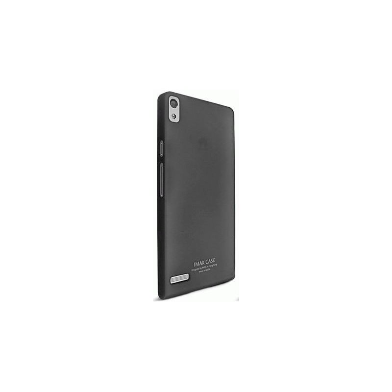 Пластиковый чехол IMAK Water Jade Series для Huawei Ascend P6 Black