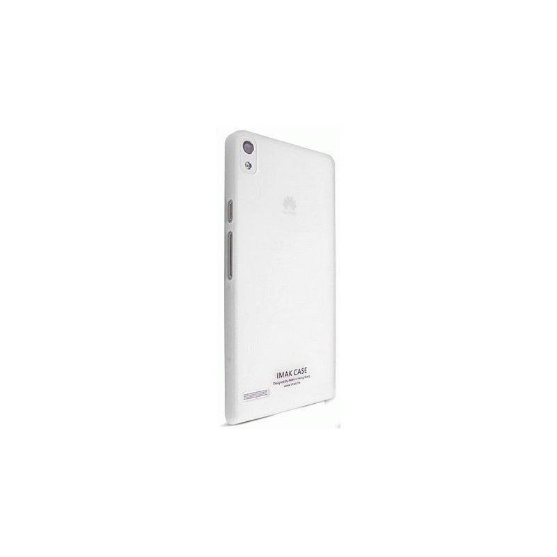 Пластиковый чехол IMAK Water Jade Series для Huawei Ascend P6 White