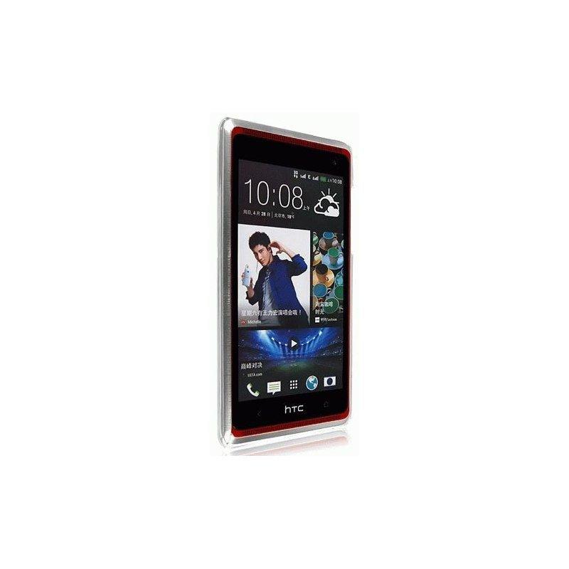 Пластиковая накладка IMAK Crystal Series для HTC Desire 600 Transparent