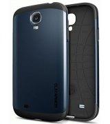 SGP Samsung Galaxy S4 I9500 Case Slim Armor Metal Slate (SGP10206)