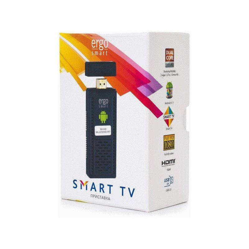 Ergo SM-UG002 Smart-TV
