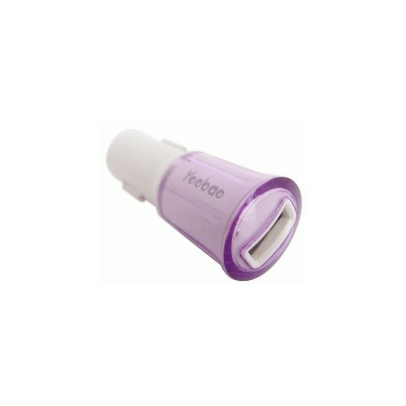 Автомобильное зарядное устройство Yoobao YB-203 USB Car Charger Purple