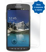 Защитная плёнка для Samsung Galaxy S4 Active I9295 глянцевая