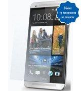 Защитная плёнка для HTC One Dual Sim 802w глянцевая