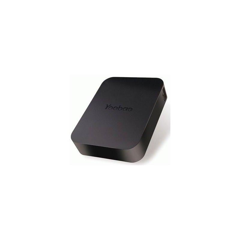 Внешний аккумулятор Yoobao Power Bank 10400 mAh Magic Cube YB-647 Black