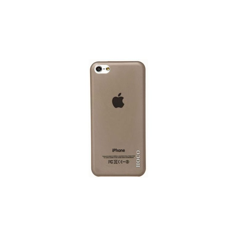 Чехол HOCO Ultra Thin Transparent Case для Apple iPhone 5С Black