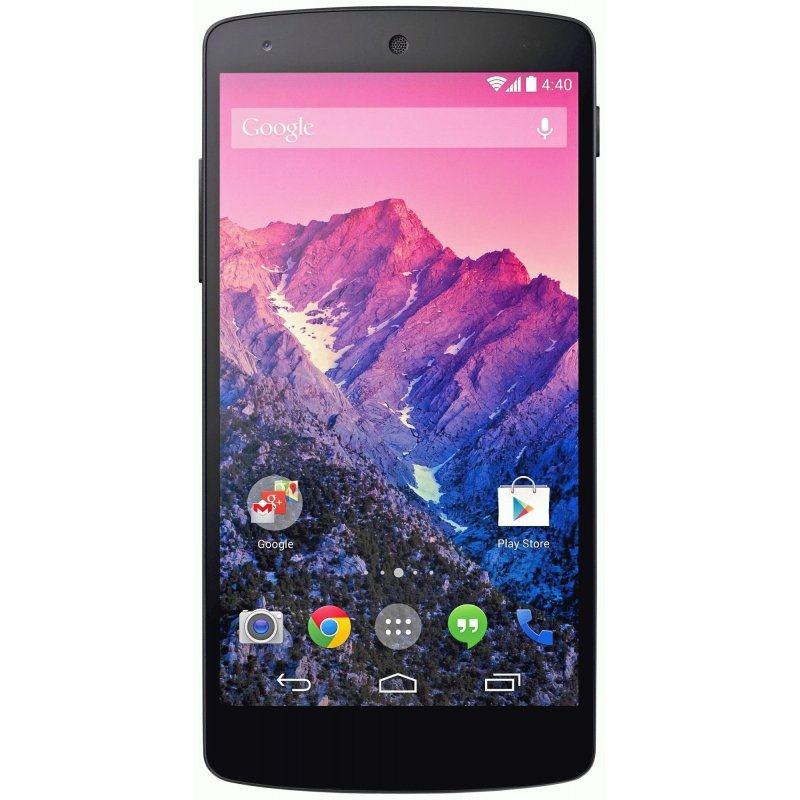 LG Google Nexus 5 D821 16GB Black