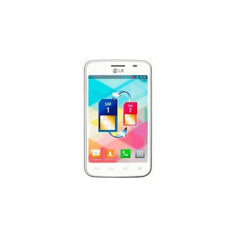 LG Optimus L4 II Dual E445 White
