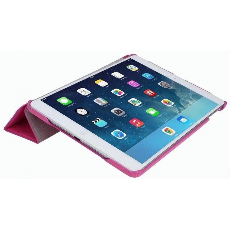 Чехол Labato Leather Case для iPad Air Pink lbt-ID5-08H33
