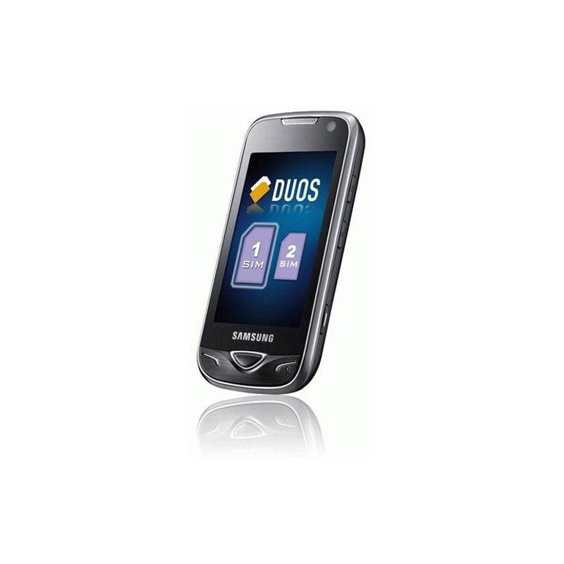 Samsung B7722i Duos Pearl Black
