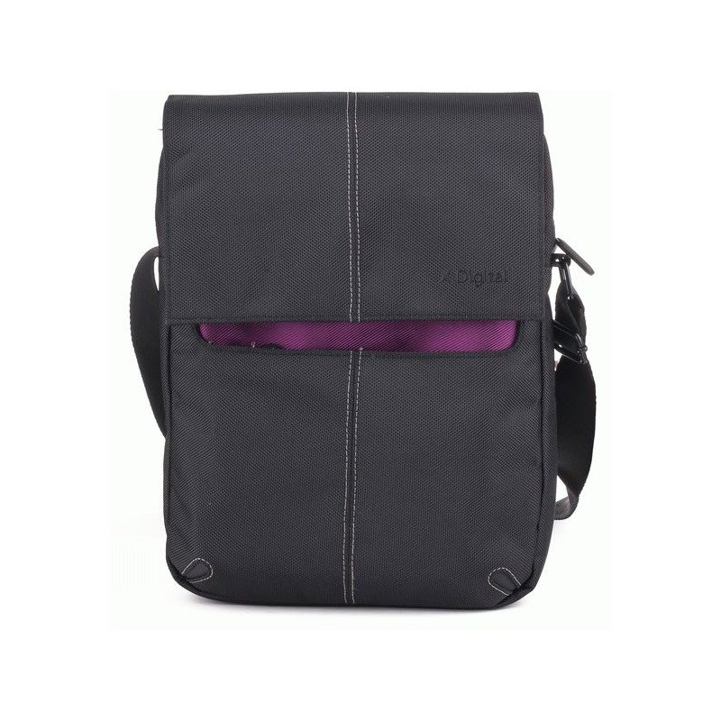 Сумка для ноутбука X-Digital Dallas 210 (Black/Violet)
