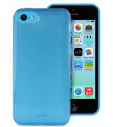 Накладка Puro Plasma для Apple iPhone 5c Blue