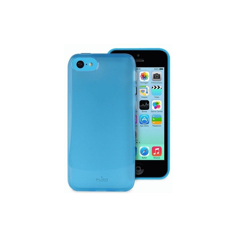 Накладка Melkco Air PP Cases 0.4mm для Apple iPhone 5c Blue
