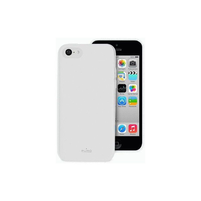 Накладка Puro Plasma для Apple iPhone 5c Blue