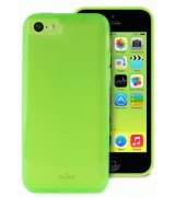 Накладка Puro Plasma для Apple iPhone 5c Green