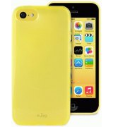 Накладка Puro Plasma для Apple iPhone 5c Yellow