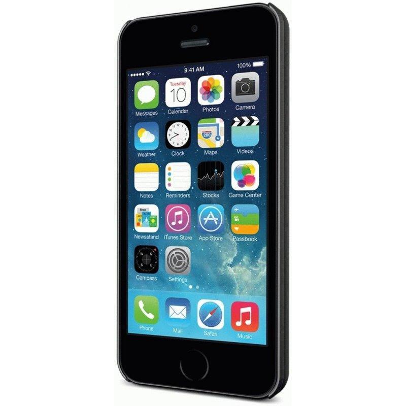 SGP iPhone 5/5s Case Ultra Thin Air A Smooth Black
