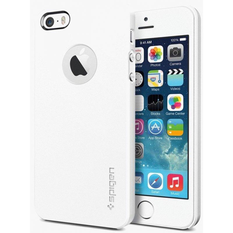 SGP iPhone 5/5s Case Ultra Thin Air A Smooth White