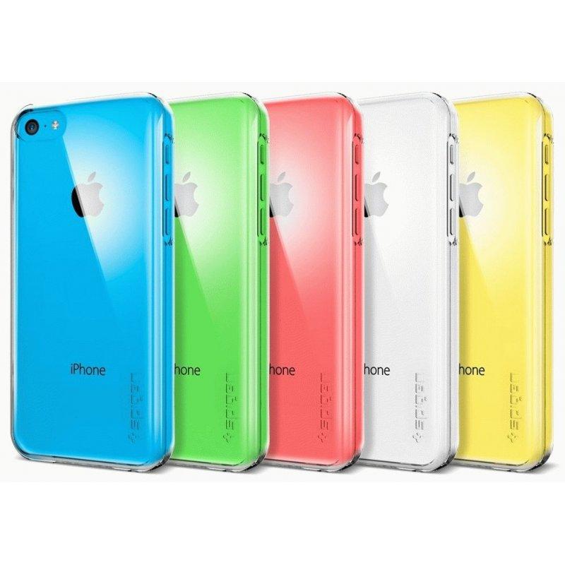Накладка SGP Ultra Thin Air Cristal для Apple iPhone 5c Clear